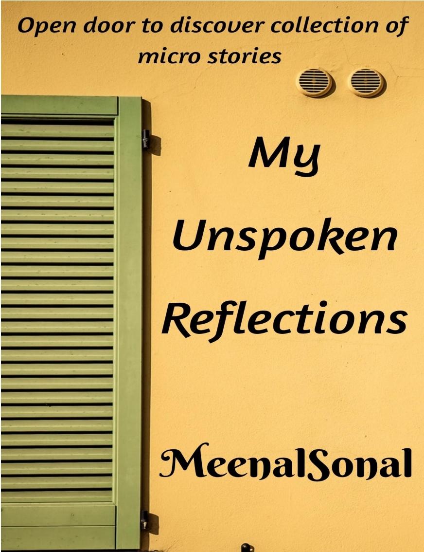MY UNSPOKEN  REFLECTIONS By Meenal Mathur Sonal Mathur #bookreview @AuraofThoughts #bookchatter #books
