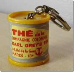 compagnie coloniale thé earl grey