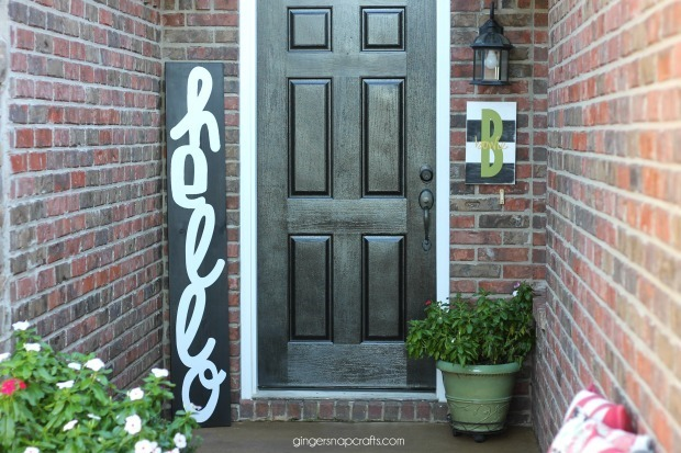 front entry way