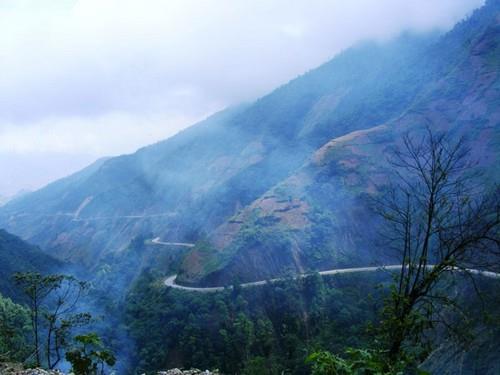 Đèo Khau Phạ - Yên Bái