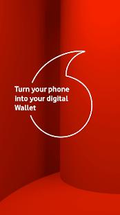 Vodafone Wallet - náhled
