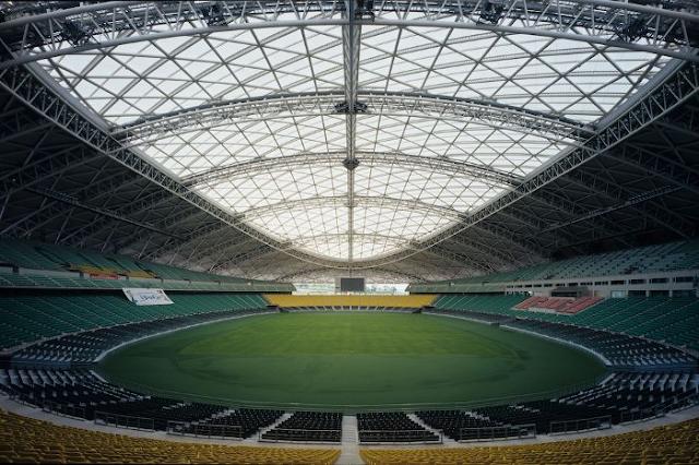 ملعب أويتا (Showa Denko Dome Oita) - اليابان