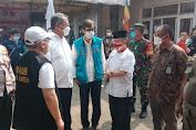 Wali Kota Tangsel H. Benyamin Davnie Kunjungi Vaksinasi di Vihara Shidarta Pondok Aren