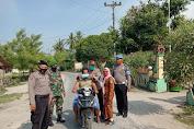Jalin Sinegritas TNI/Polri, Polsek Tanjung Beringin Bersama Koramil 11/TB Gelar KKYD