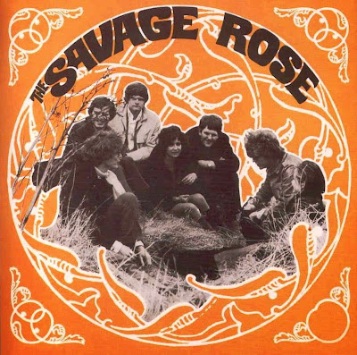 the Savage Rose ~ 1968a ~ The Savage Rose