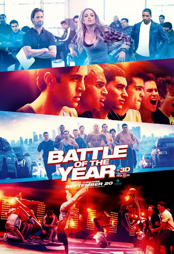 Στη Μάχη του Χορού 3D Battle of the Year: The Dream Team Poster