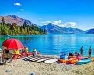 озеро Уакатипу