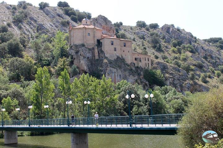 Ermita de San Saturio en Soria