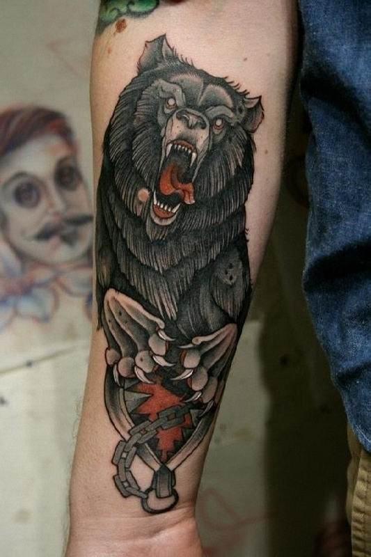 a_tatuagem_de_urso
