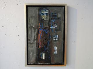 Zvi Mairovich Figural Painting