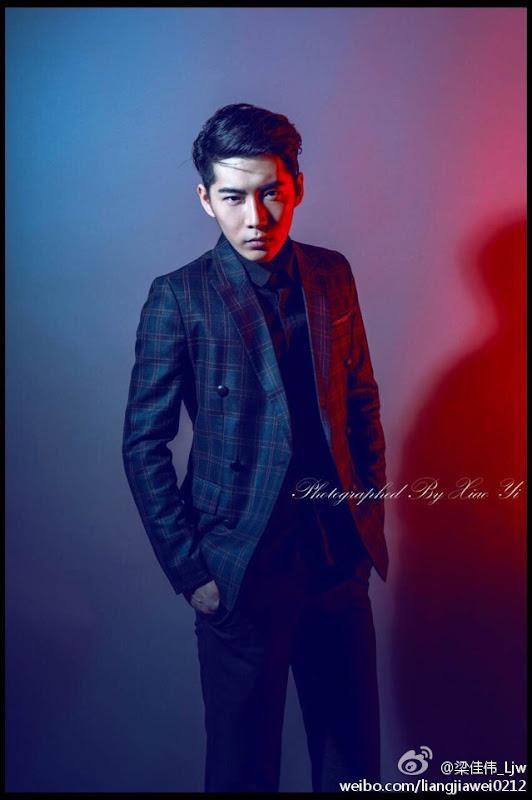 Liang Jiawei China Actor