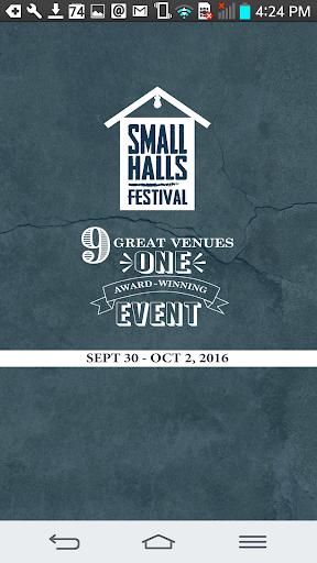 玩免費遊戲APP|下載Small Halls Festival app不用錢|硬是要APP