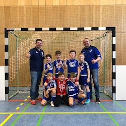 F Jugend gewinnt Hallenturnier 16.02.2019