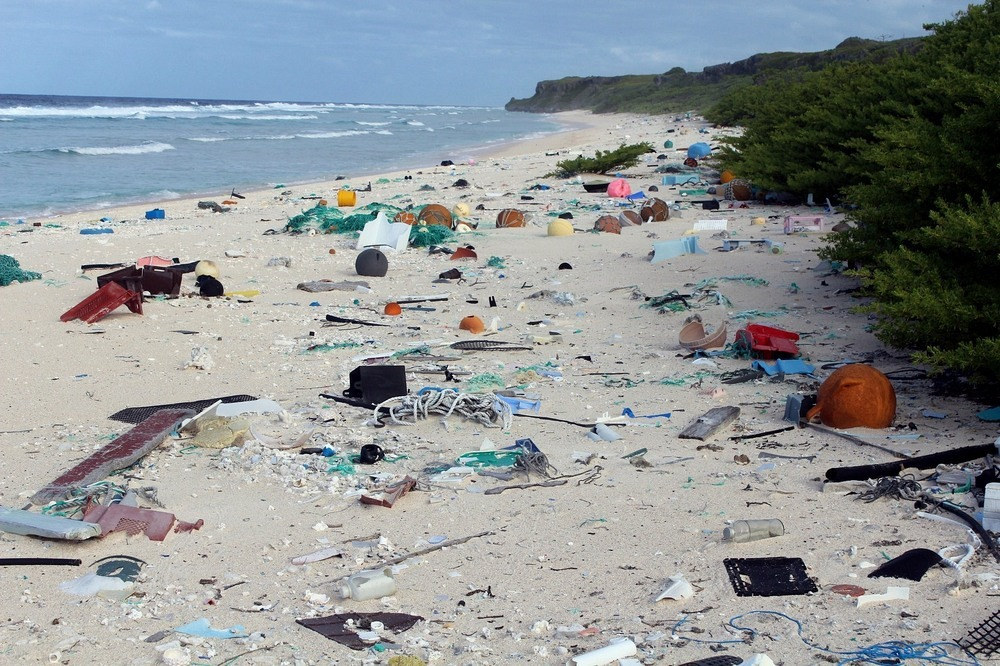Henderson Island: This Uninhabited Island Is The World's Most Polluted