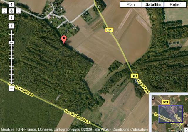 Photo-satellite IGN