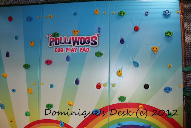 Balls of Fun at Pollywogs