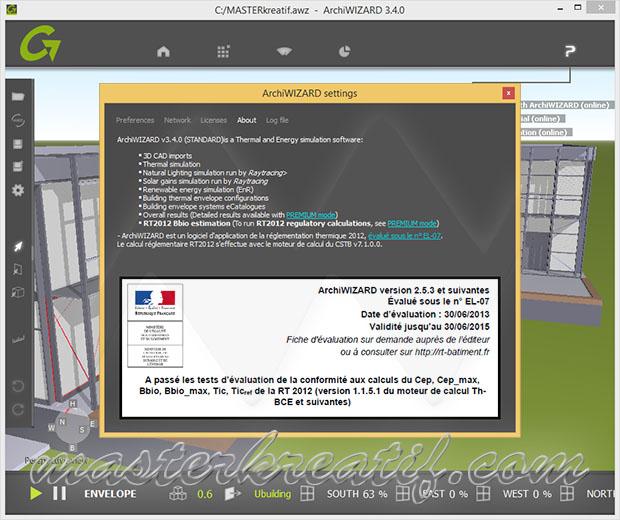 ArchiWIZARD 3.4.0