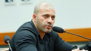 Câmara decide na sexta se mantém ou não prisão de Daniel Silveira