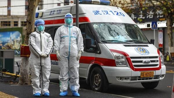 Korban Tewas Wabah Virus Corona di China Bertambah Jadi 132 Orang