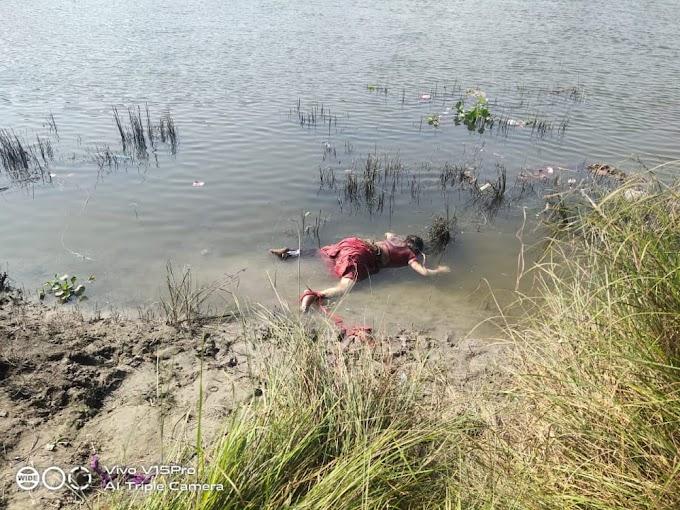 समस्तीपुर के मोरवा में तीन दिन पूर्व नून नदी में डूबने से मौत, तीन दिनों से चल रही थी तलाश,नून नदी में मिली डूबी महिला की लाश