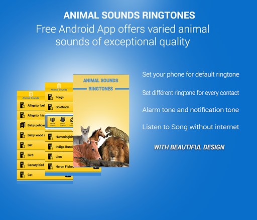 Best Animal Sounds Ringtones