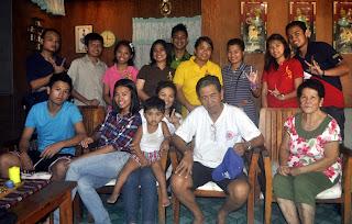 Regina Grace Buenaventura's Residence - February 19 Gapan City, Nueva Ecija
