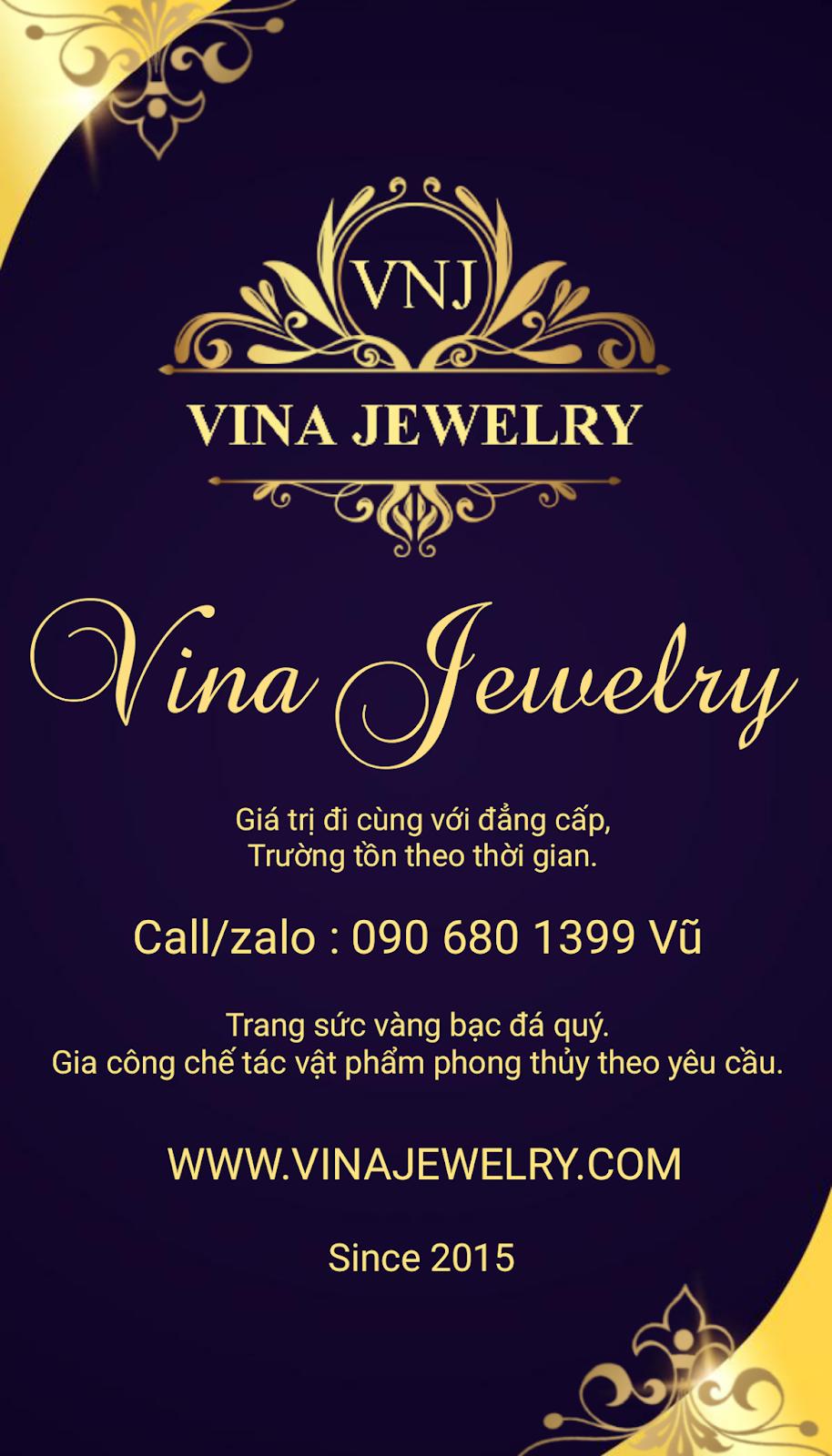 Vina Jewelry