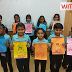 Frenchastic Week celebrated by Grade 3 at Witty Kids, Chikoowadi (2018-19)