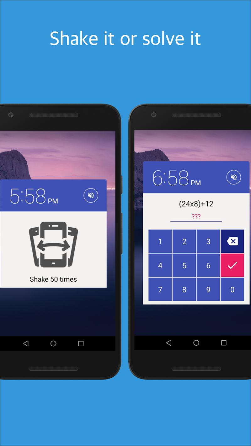 Alarmy (Sleep If U Can) - Pro Screenshot 2
