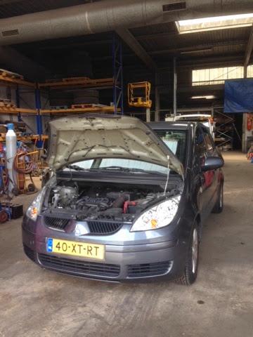 Het zware schaap for Garage auto bobigny