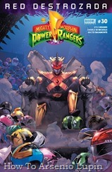 [MT] Mighty Morphin Power Rangers 030-000