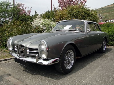 Facel Vega 1964 Facel 6 coupé