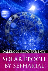 Cover of Sepharial's Book Solar Epoch