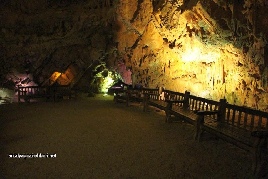 damlataş mağarası