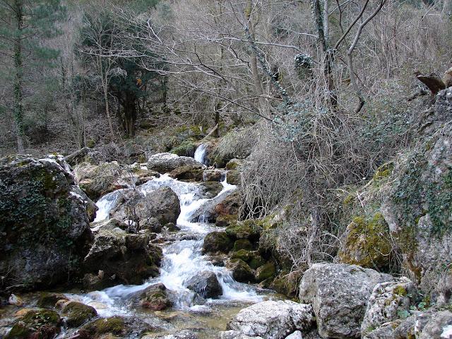 Senderismo - Nacimiento del río Mundo