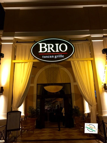 Por Restaurants That Have Taken Residency At The Mall One Of My Favorite Is Italian Staple Brio Tuscan Grille Located Main Entrance On