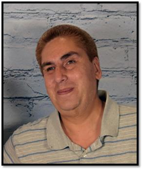 Headshot of Paul Sandoval