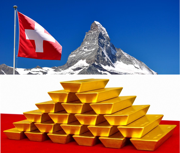 switzerland gold