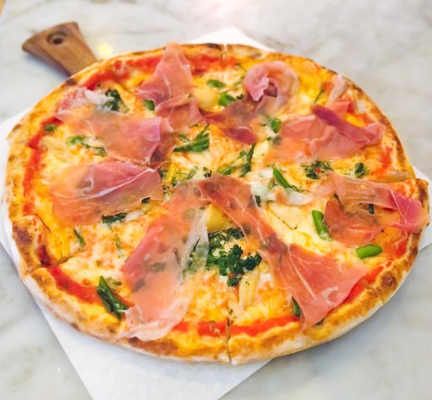 photo of Prosciutto Pizza
