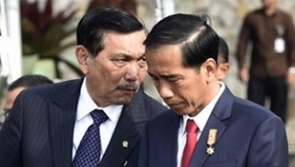 Luhut Titik Lemah Jokowi