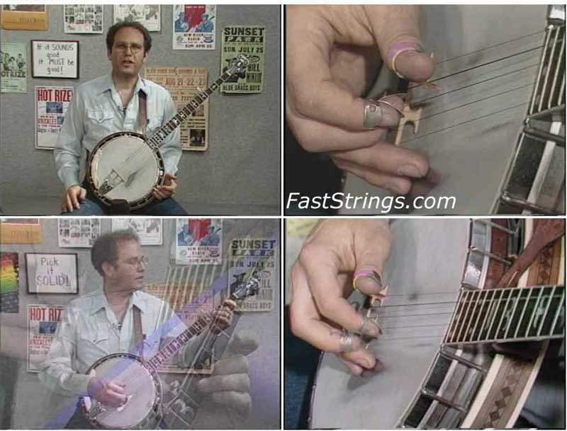 Pete Wernick - Beginning Bluegrass Banjo