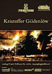 2014-06-15 Kristoffer Gildenlöw & band @ Progfrog Blok Nieuwerkerk aan den Ijssel