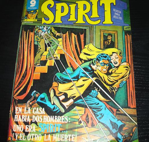 SPIRIT nº 22-comic- año