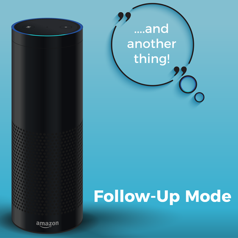Alexa gets Multi Command mode … Sort of.