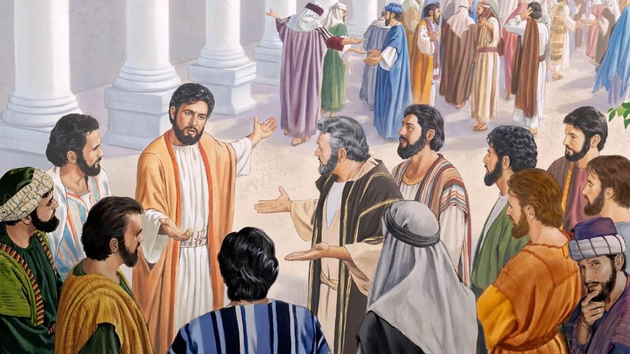 Lc 11:42-46