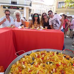 Paellada y concurso asociaciones Feria Montijo