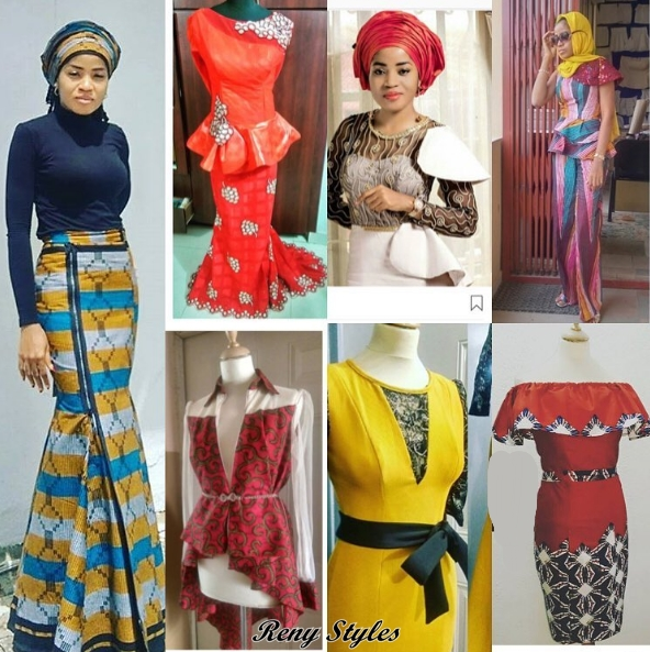 15+ Latest Ankara Styles for Fashion Design Week 2017