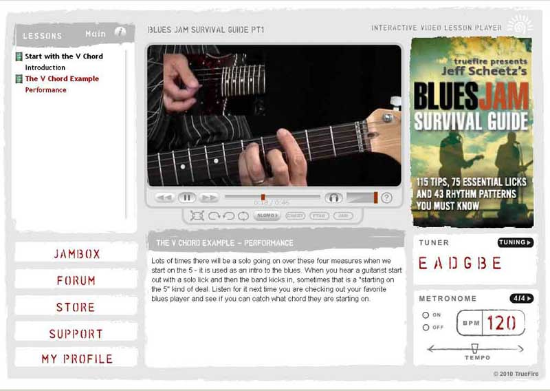 Jeff Scheetz - Blues Jam Survival Guide