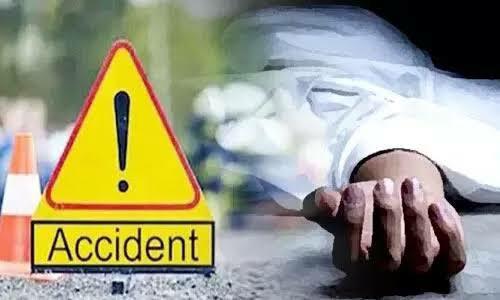 दर्दनाक हादसा : बेकाबू ट्रक का जानलेवा ओवरटेक, वृद्ध की मौत