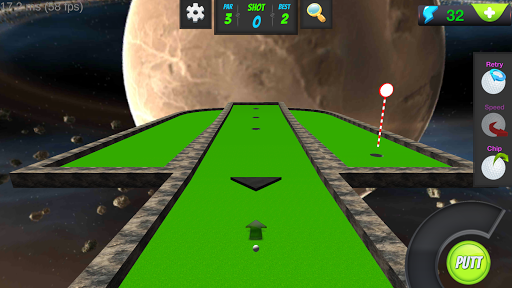Mini Golf Stars 2 screenshot